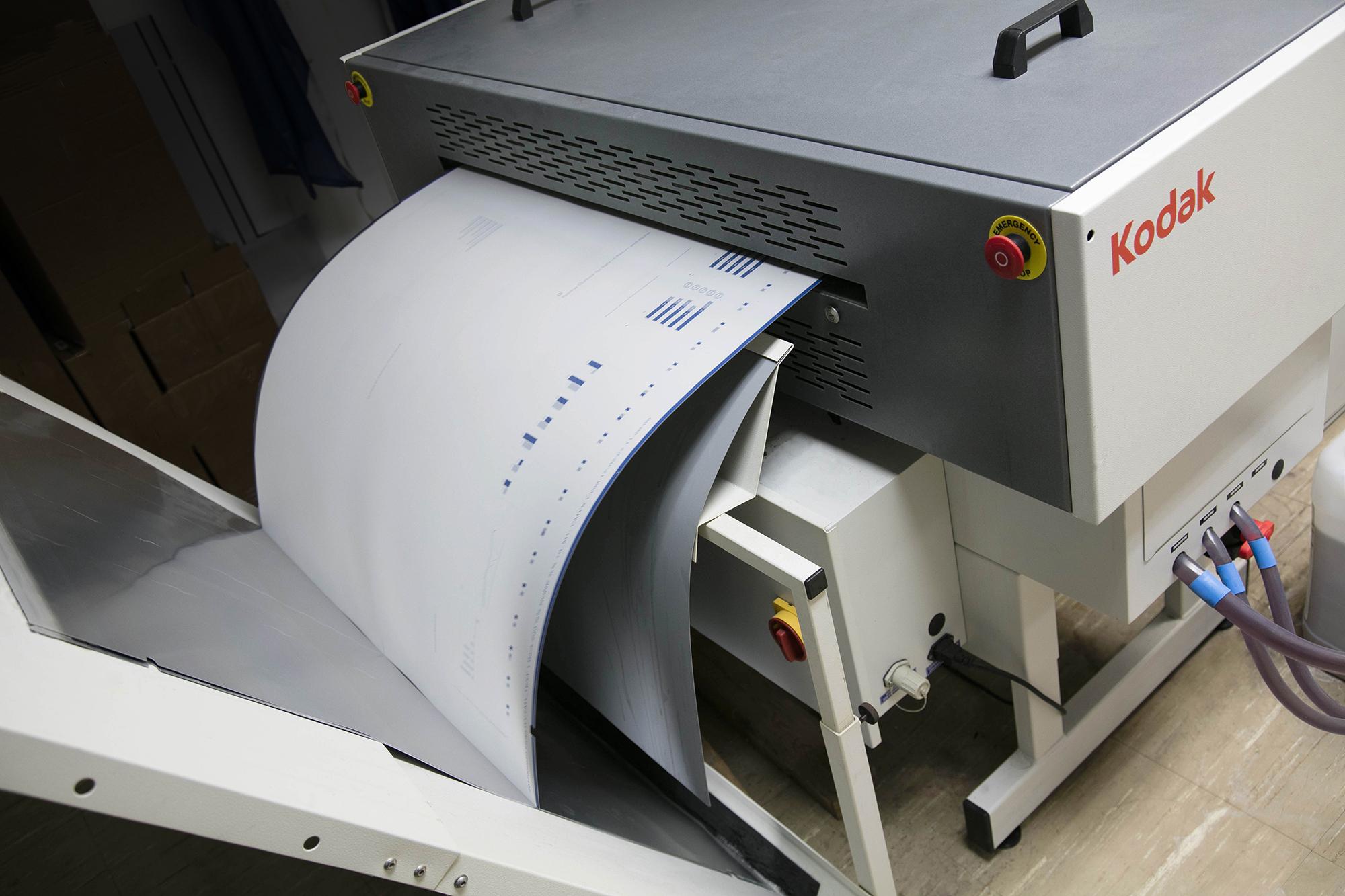 Capabilities and Equipment   Meridian Printing
